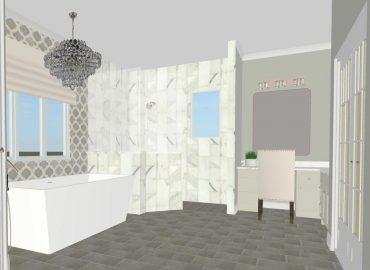 Paragon Design 3-D Rendering