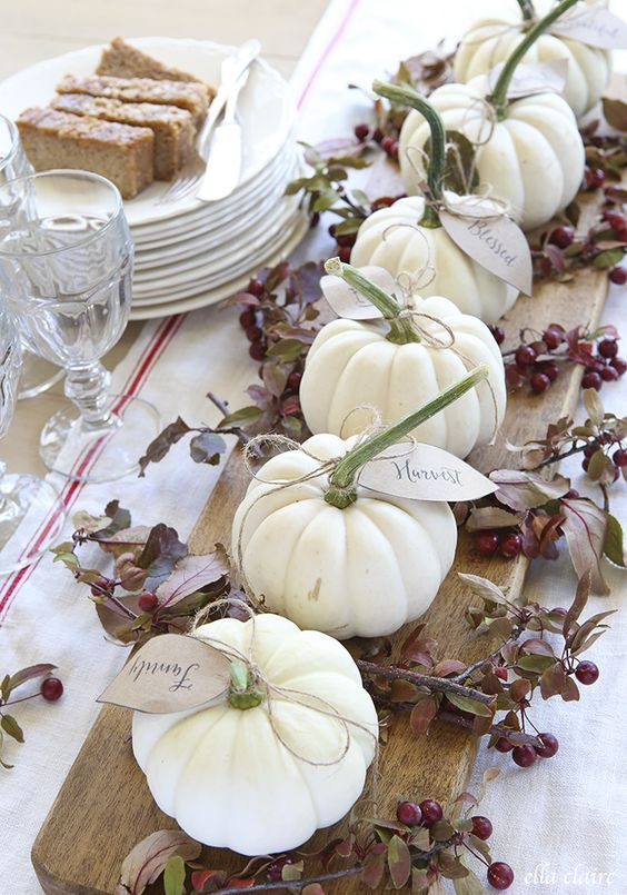 Fall Centerpieces That Will Inspire You