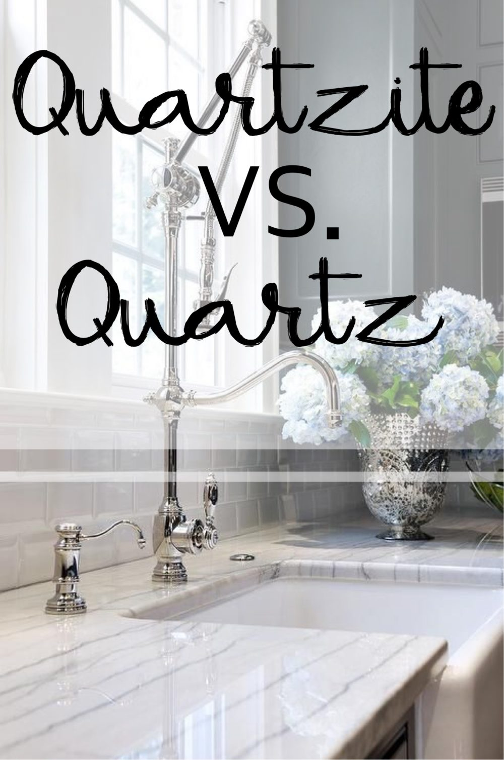Quartz vs. Quartzite